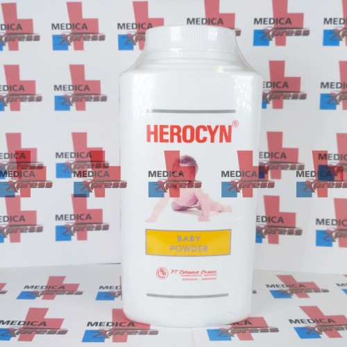 Foto Produk HEROCYN BABY 200 GRAM dari Medica Xpress