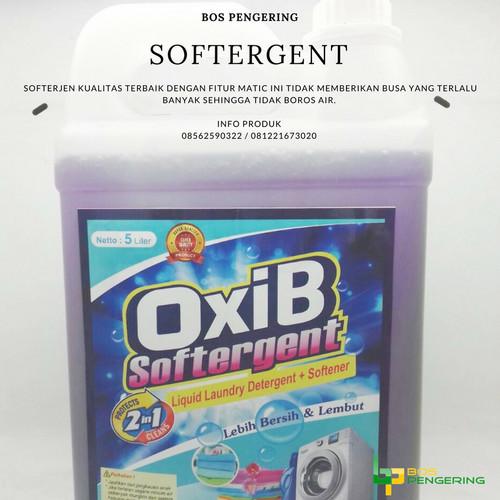 Foto Produk Softerjen (Softener Deterjen) Laundry Murah kap. 5 Liter dari Bos Pengering