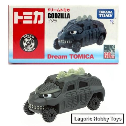 Foto Produk Tomica Die Cast Dream Tomica Godzilla dari Lagoric Hobby Toys