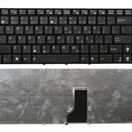 Foto Produk Keyboard Asus A43BY, A43E, A43SD, A43SM, A43SV Series - Black dari Knotebook