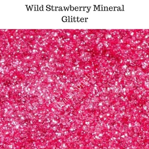 Foto Produk Wild Strawberry Mineral Glitter dari Nash Supply