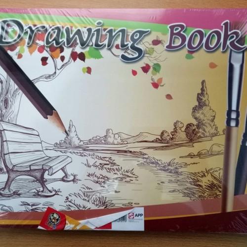 Foto Produk Buku Gambar / Drawing Book A3 DODO MURAH ECER!! dari Paper Shop Jkt