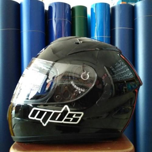 Foto Produk helm mds victory polos dari iraferry