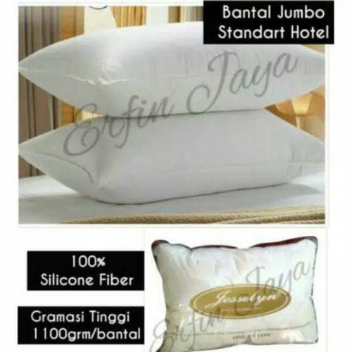 Foto Produk bantal tidur jumbo jesselyn gold ( 2pcs ) dari erfin jaya