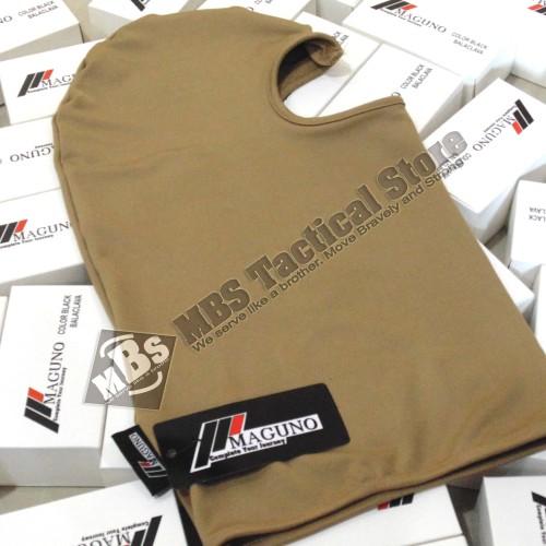 Foto Produk High Quality Balaclava Maguno / Balaclava Maguno - Allsize TAN dari MBS Tactical Store