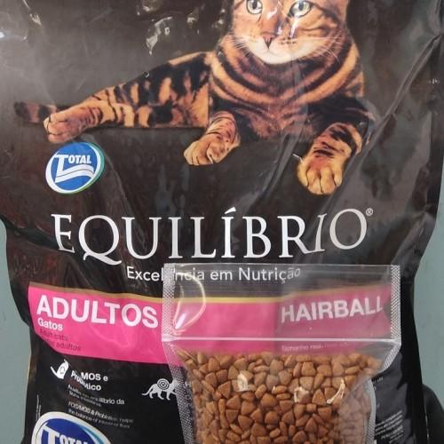 Foto Produk Makanan Kucing / Cat Food EQUILIBRIO ADULT REPACK 500 Gram dari Sandika Petshop