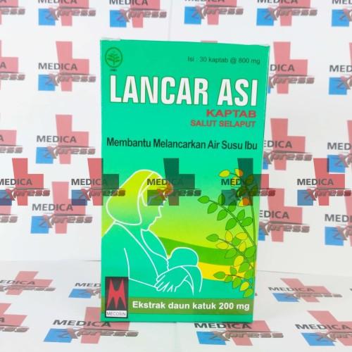 Foto Produk LANCAR ASI 30 KAPSUL dari Medica Xpress