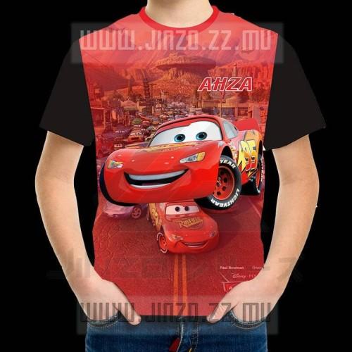 Foto Produk Kaos Anak Disney Cars 3 dari Jinzo Series