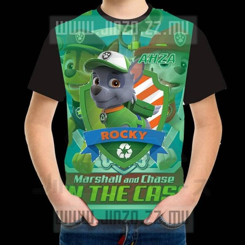 Foto Produk Kaos Anak Paw Patrol 4 dari Jinzo Series