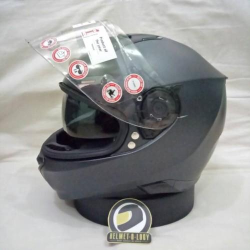 Foto Produk Nolan N87 Special Graphite Black dari Helmet-O-Logy