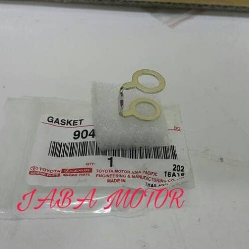 Foto Produk Gasket-Ring nozzel injektor innova-fortuner-hilux diesel original dari JABA MOTOR TOYOTA