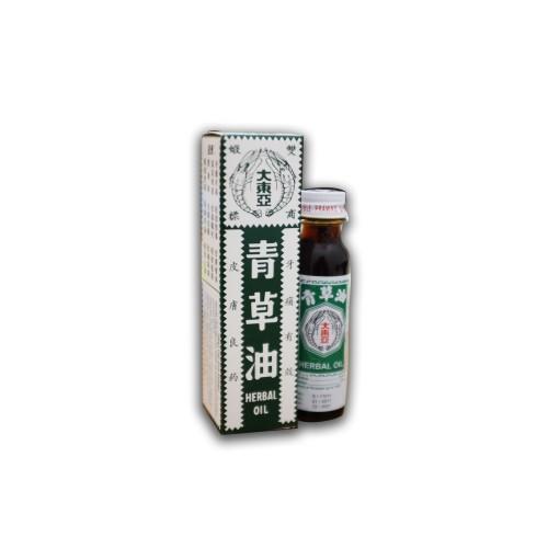 Foto Produk Minyak Cap Dua Udang (Double Prawn Brand) 28 ml dari Herbaleo
