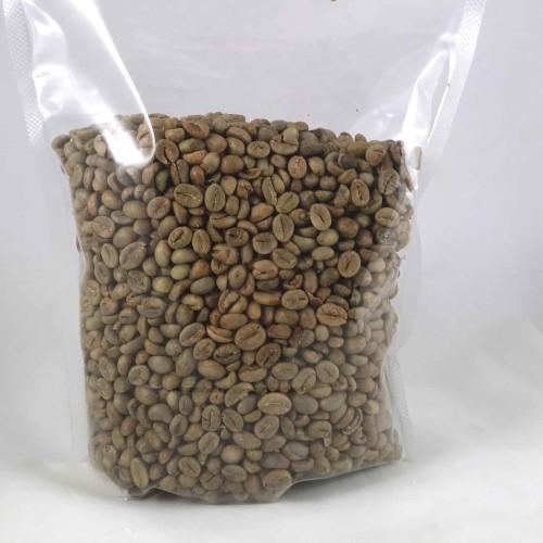 Foto Produk Kopi Robusta Cibeber Green bean Coffee Full Wash Kopi Robusta Cibeber dari merakota