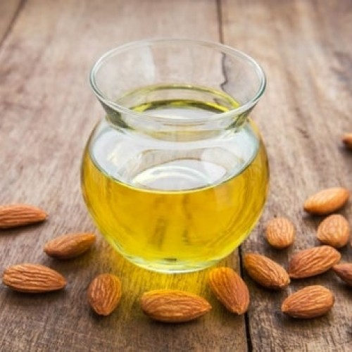 Foto Produk Sweet Almond Oil Cold Pressed Minyak Almond Murni dari Adista