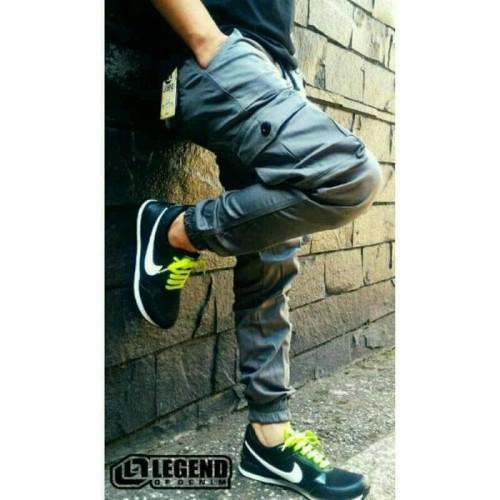 Foto Produk celana olahraga | celana original | celana joger cargo dari umarahma