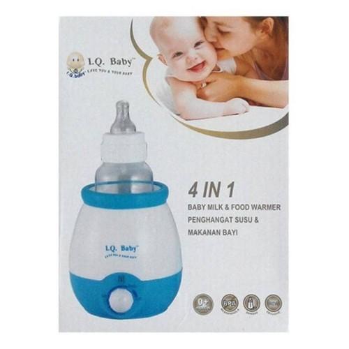 Foto Produk IQ BABY 4in1 Warmer Food and Milk | Pemanas Susu Asi & Makanan dari bobo baby shop