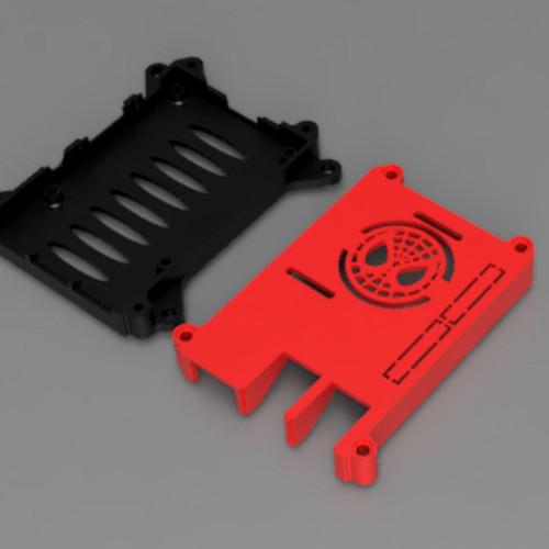 Foto Produk Raspberry Pi 2 Case / Raspberry Pi 3 Case Spiderman Head dari BIKIN3D