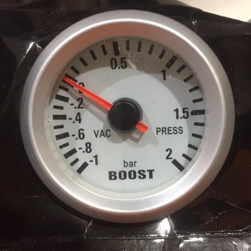 Foto Produk Boost Meter Universal 2 Inch 52mm dari JS SHOP SPESIALIST