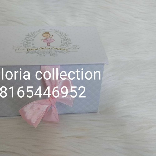 Foto Produk souvenir ultah one month dari fera souvenir