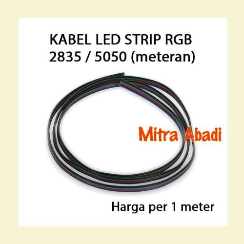 Foto Produk Kabel Sambung Buntung RGB Per Meter dari Toko Mitra Abadi