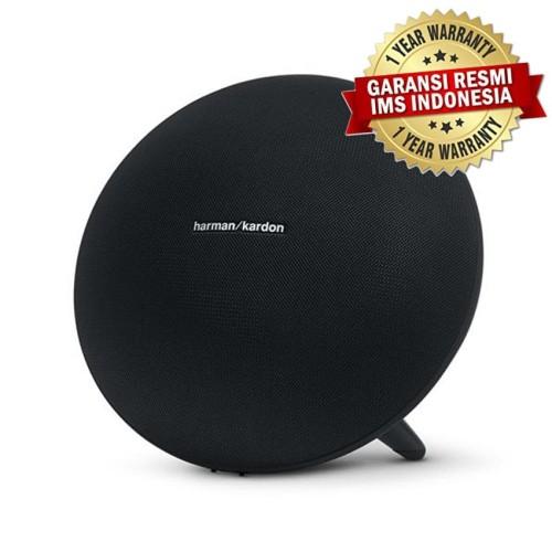 Foto Produk Harman Kardon Onyx Studio 3 Hitam  High End Portable Bluetooth Speaker dari Sip Shopindo