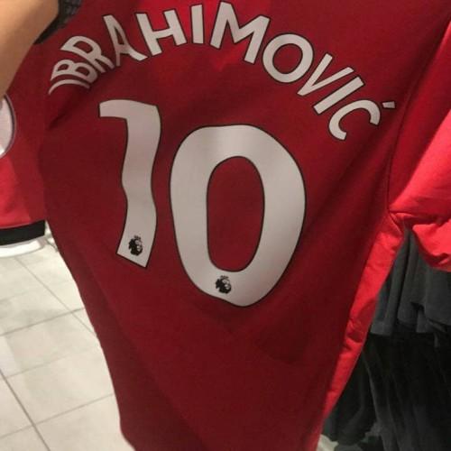 Foto Produk Original Jersey Manchester United From Old Trafford MU Baju Bola Kaos dari JUALGADGETS