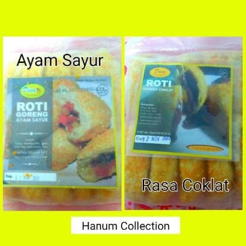 Foto Produk Roti goreng Diva Bekasi dari Hanum Collection