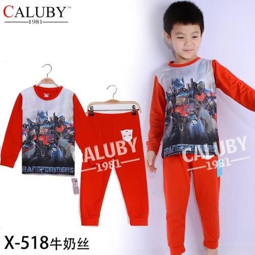 Foto Produk Pajamas Lengan Panjang Transformer dari Elly BabyShop