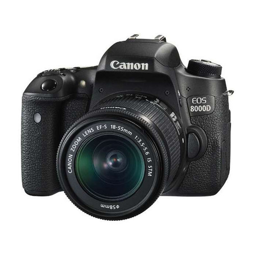 Foto Produk CANON 8000D 18-55 | 18-55MM KIT dari Finding Camera