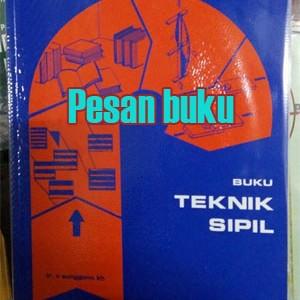 Foto Produk Buku Buku Teknik Sipil Oleh V. Sunggono dari pesan buku
