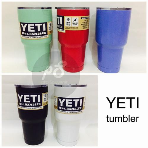 Foto Produk Yeti Sport Tumbler free grafir nama logo dari Prosouvenir