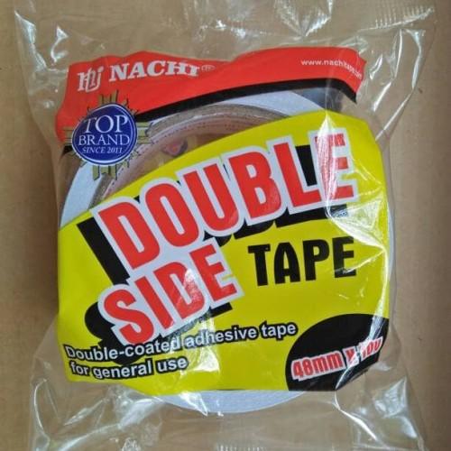 Foto Produk Double Tape Nachi 48mm dari Grosir Semarangan