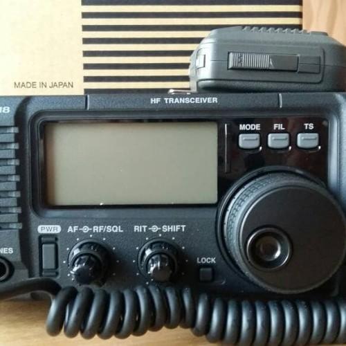 Foto Produk Icom IC-718 HF Amateur Transceivers dari Blow Marine