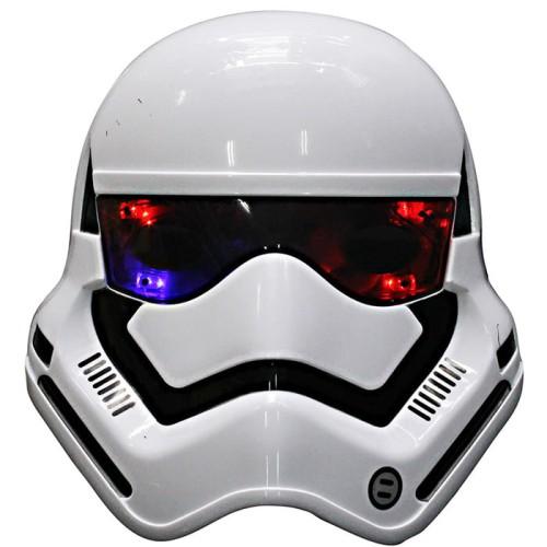 Foto Produk Topeng Superhero Star Wars LED Mask Topeng Mainan Anak  dari Sportsite