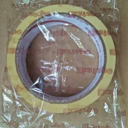 Foto Produk Lakban Kertas/ Eka Masking tape 24mm x 30m dari Grosir Semarangan