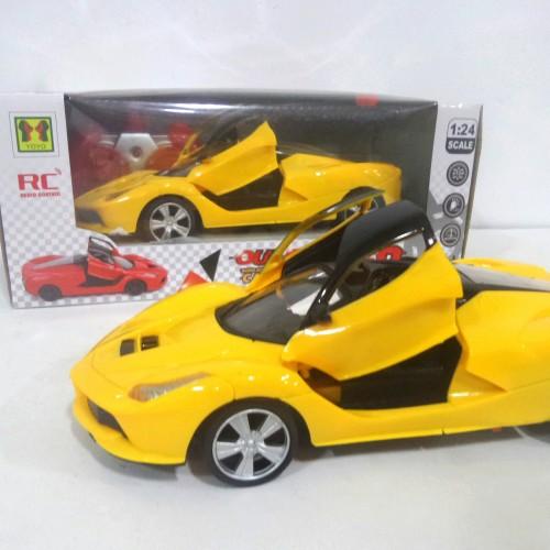Foto Produk MOBIL REMOT CONTROL / RC MODERN TEAM BUKA PINTU dari Home Online Toys
