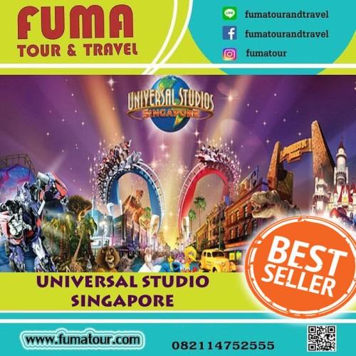 Foto Produk Tiket Universal Studio Singapore / USS - Dewasa dari Fuma Tour