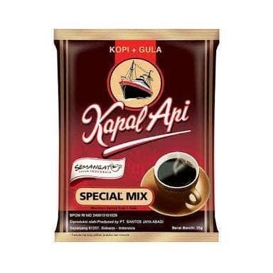 Foto Produk Kopi Kapal Api Special Mix, kopi+gula dari sentosashopping