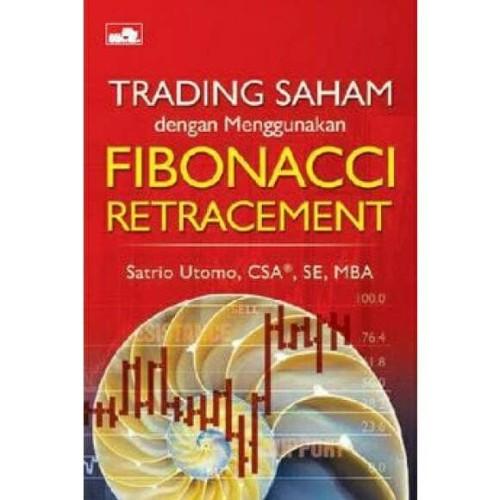 Foto Produk Buku Trading Saham  Menggunakan Fibonacci Retracement Satrio Utomo dari Astuti-shop