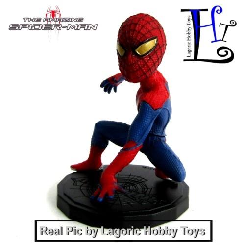 Foto Produk Spider-Man Amazing BlackStand Spidei C dari Lagoric Hobby Toys