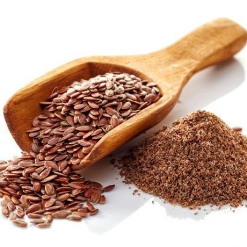 Foto Produk Natural Brown Flaxseed 1kg dari Tunas Organic