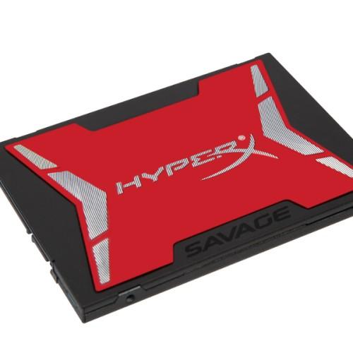 Foto Produk Kingston HyperX Savage SSD 240GB SATA 3 (SHSS37A/240G) dari JOJO Comptech