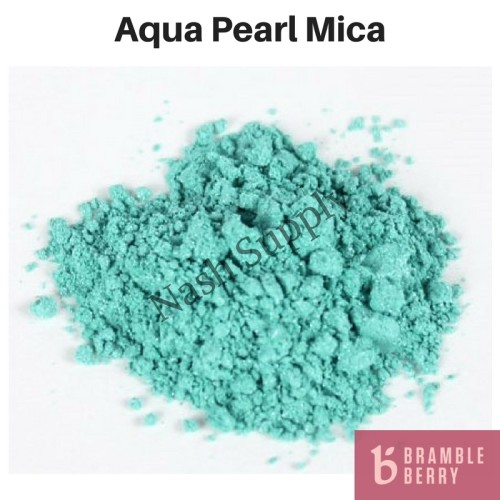 Foto Produk Aqua Pearl Mica dari Nash Supply