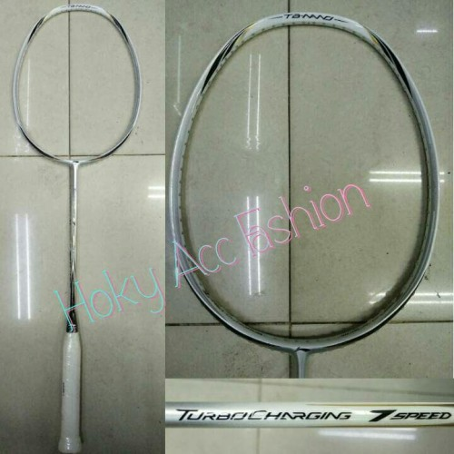 Foto Produk Raket Badminton Lining Turbo Charging 7 Speed - Origina Promo dari MERBIKE