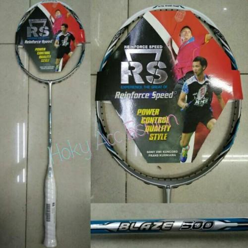 Foto Produk Raket Badminton RS Nano Blaze 500 - Original Promo dari MERBIKE