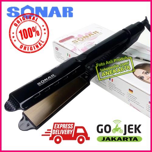Foto Produk SONAR SN-8099 Alat CATOK Rambut / CATOKAN Hair Iron Ceramic dari ANEKA 678