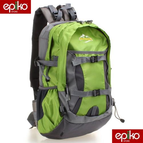 Foto Produk Tas Ransel/Carrier/Backpack Gunung 35L ANTI AIR - GUANHUA - Hijau dari EPIKO STORE