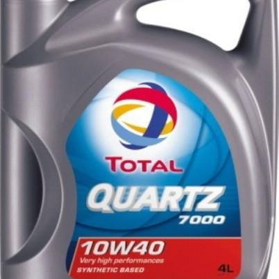Foto Produk Oli Total Quartz 7000 10W40 Galon 4 Liter dari Lubricants Pelumasindo