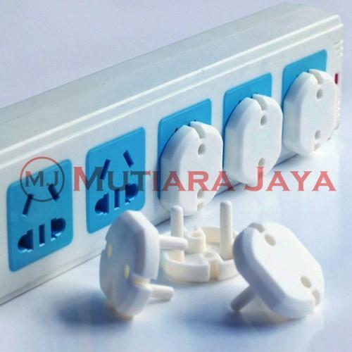 Foto Produk Tutup Stop Kontak Cover Stopkontak pengaman lubang colokan listrik dari TB.Mutiara Jaya