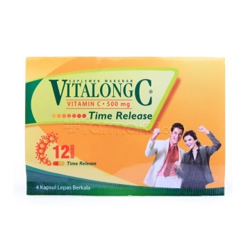 Foto Produk Vitalong C Strip dari farmaku
